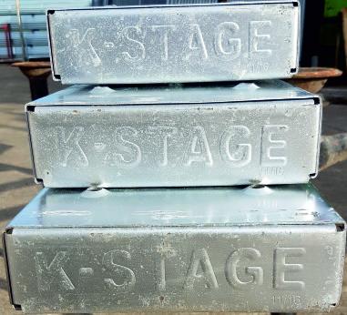 Kwik Stage Boards