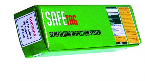 Safe Tags and Ladder Tagging System
